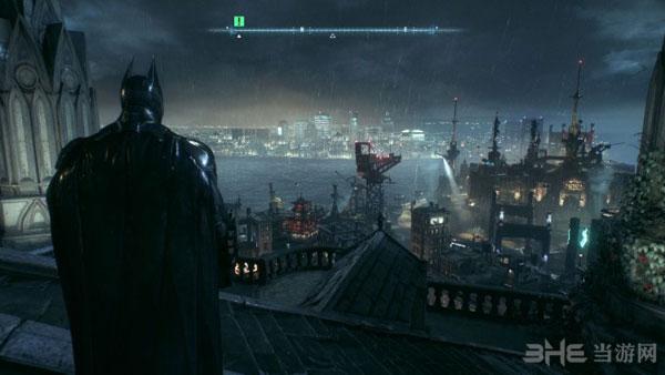 蝙蝠侠阿甘骑士截图