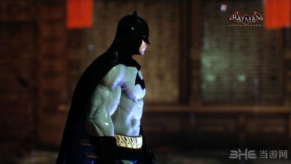 蝙蝠侠阿甘骑士截图2