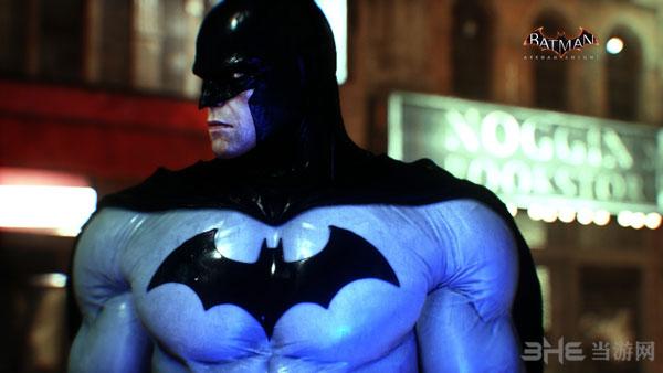 蝙蝠侠阿甘骑士截图4