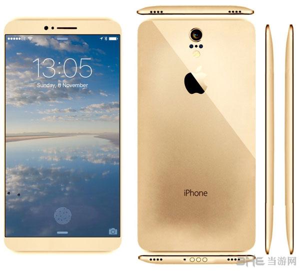 苹果iphone 7概念设计图欣赏