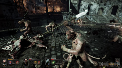 战锤:末世鼠疫截图2