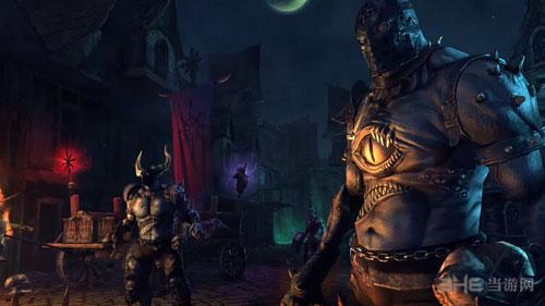 莫德海姆:诅咒之城截图