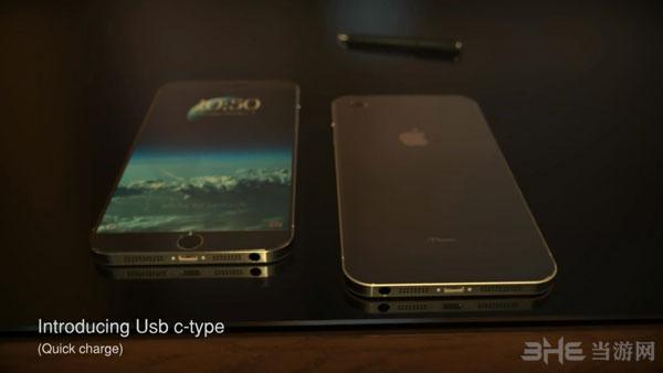 4寸iPhone 7概念设计图3