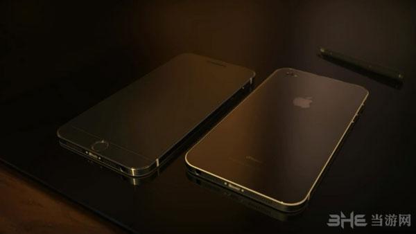 4寸iPhone 7概念设计图1