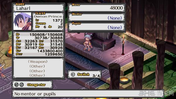 魔界战记PC版截图1
