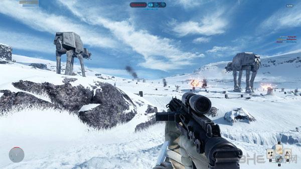 星球大战前线游戏截图3