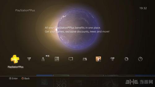 PS4主题截图4