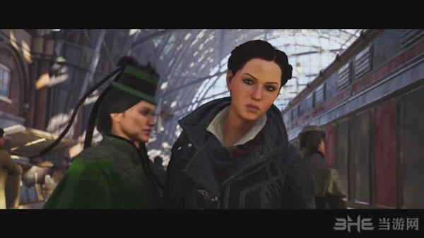 刺客信条枭雄PC版视频截图1