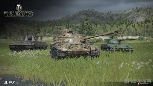 坦克世界截图