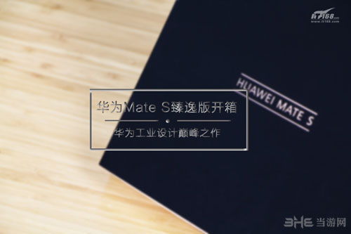 华为Mate S配图2