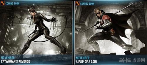 蝙蝠侠:阿卡姆骑士配图2