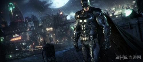 蝙蝠侠:阿卡姆骑士配图1