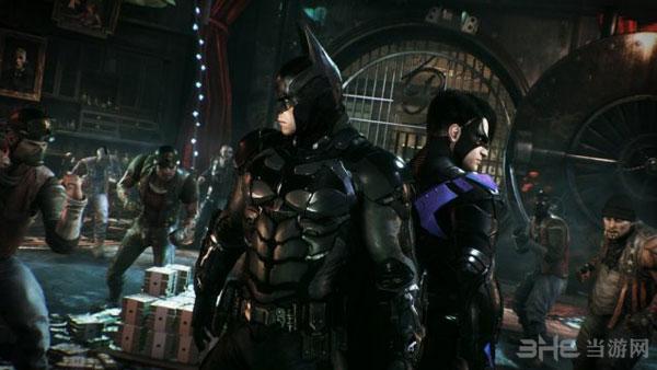 蝙蝠侠阿甘骑士截图1