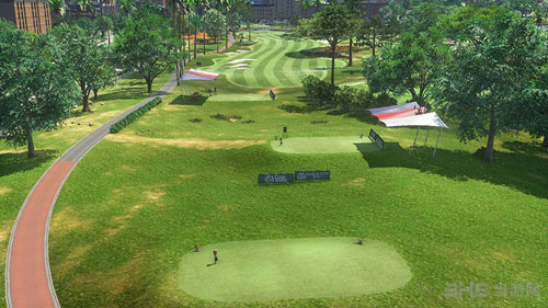 索尼电子娱乐公布海量《新大众高尔夫》游戏截图