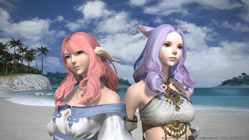 最终幻想14:重生之境截图