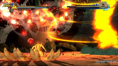 火影忍者:究极忍者风暴4截图3