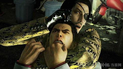 《如龙:极》最新游戏截图公布