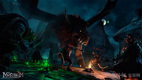 莫德海姆:诅咒之城1