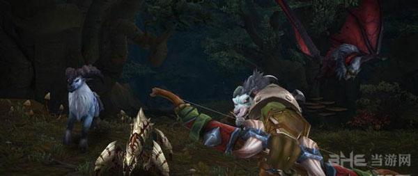 魔兽世界7.0军团再临猎人改动1