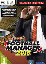 足球经理2016(Football Manager 2016)中文正式版v16.2.0