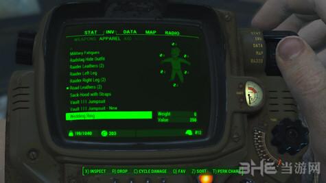 辐射4负重MOD截图0