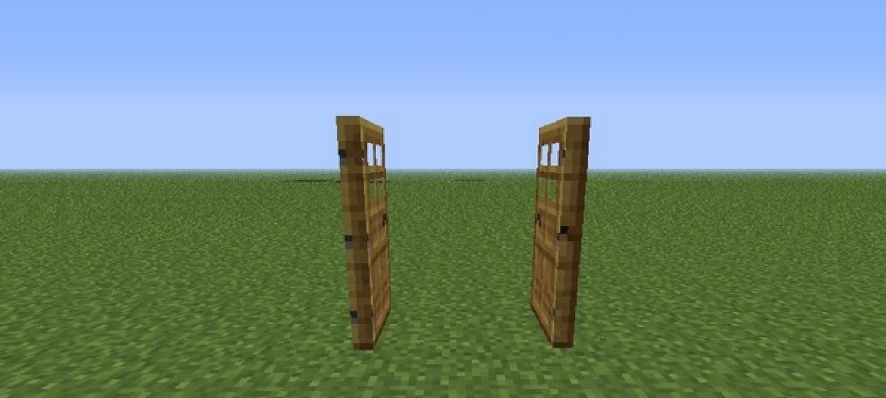 我的世界1.7.10双门同开MOD截图2