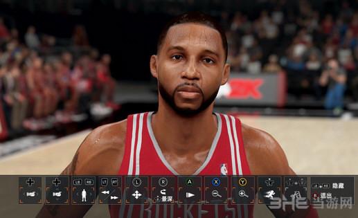 NBA 2K16络腮胡麦迪面部补丁截图0