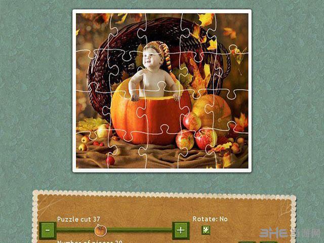 假日拼图:感恩节2截图0