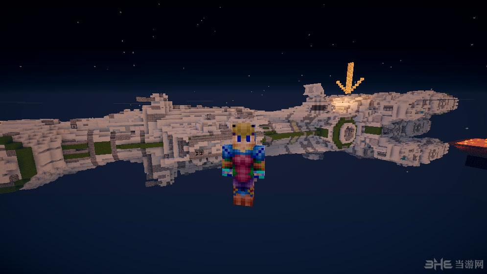 我的世界1.7.2枪械空岛专属整合包截图4