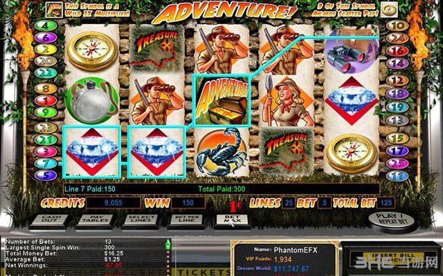 超级疯狂大赌场:超级包截图0