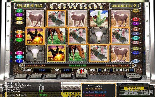 超级疯狂大赌场:超级包截图1