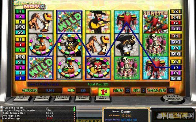 超级疯狂大赌场:超级包截图2