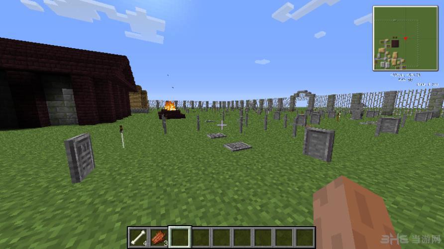 我的世界1.5.2墓碑小型整合包截图1