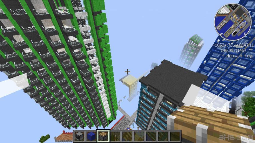 我的世界1.5.2 LYMAD现代城市整合包截图9