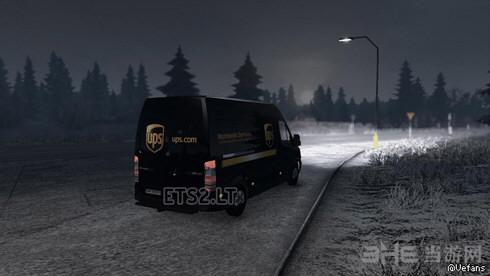 欧洲卡车模拟2梅赛德斯奔驰凌特MOD截图0