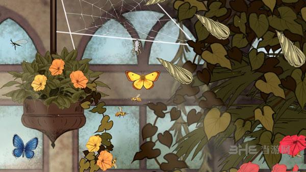 蜘蛛:月亮笼罩的仪式截图2