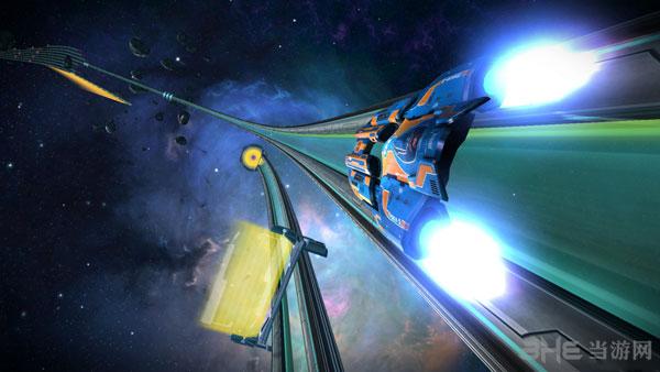 极速空间:星系截图1