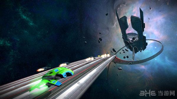 极速空间:星系截图0