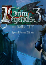 ��ᴫ˵3������֮��(Grim Legends 3:The Dark City)��ذ�