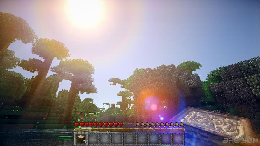 我的世界1.4.7光影水反整合包截图3