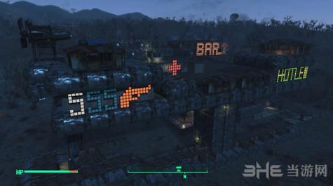 辐射4建筑空间无限制MOD截图0