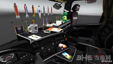 欧洲卡车模拟2驾驶室巨型插件DLC截图1