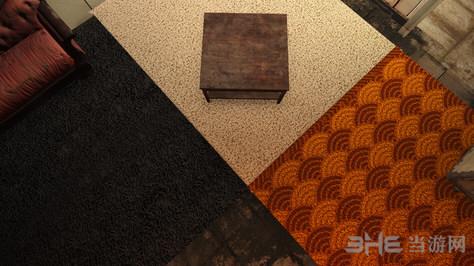 辐射4地毯图案花纹MOD截图0