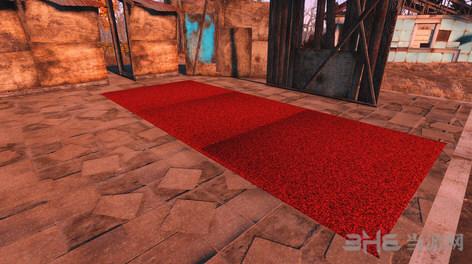 辐射4地毯图案花纹MOD截图1