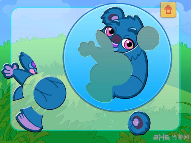 儿童动物园1-3截图0