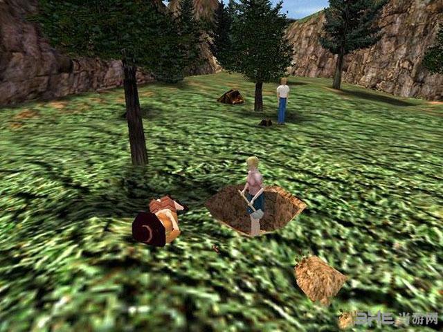 狩魔猎人3:圣魔血祭截图1