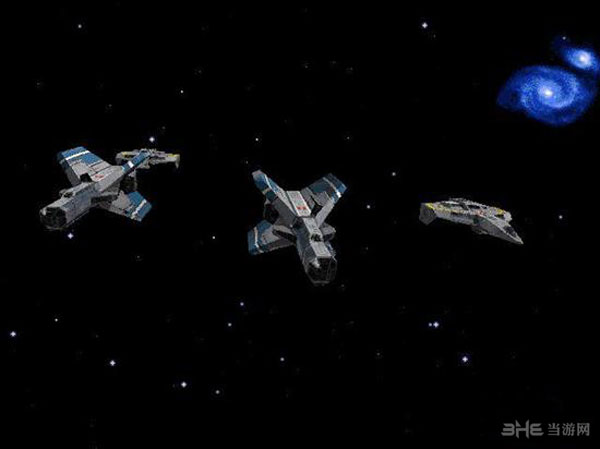 银河飞将4:自由的代价截图1