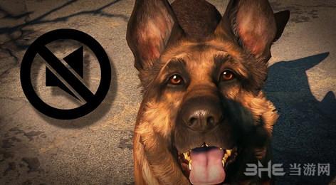 辐射4安静的狗爪MOD截图0
