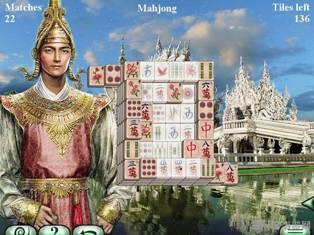世界最强寺庙麻将2截图0