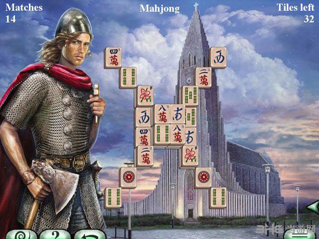 世界最强寺庙麻将2截图1